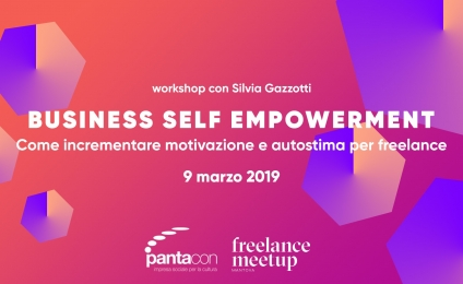 Business self empowerment | Workshop #CAMBIO SEDE#